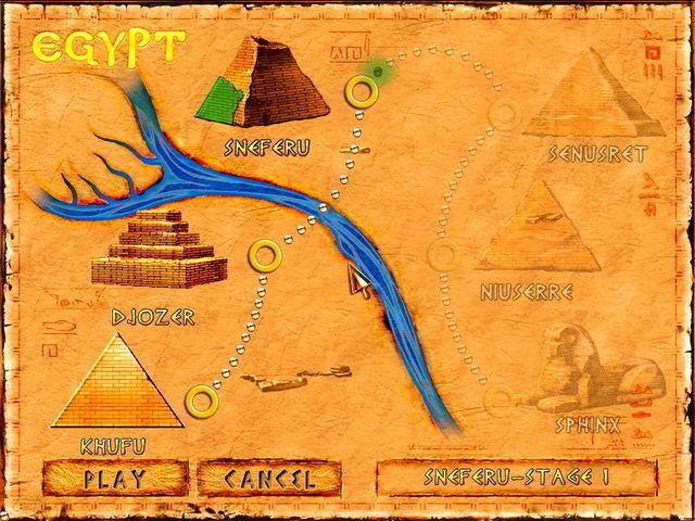 Brickshooter Egypt