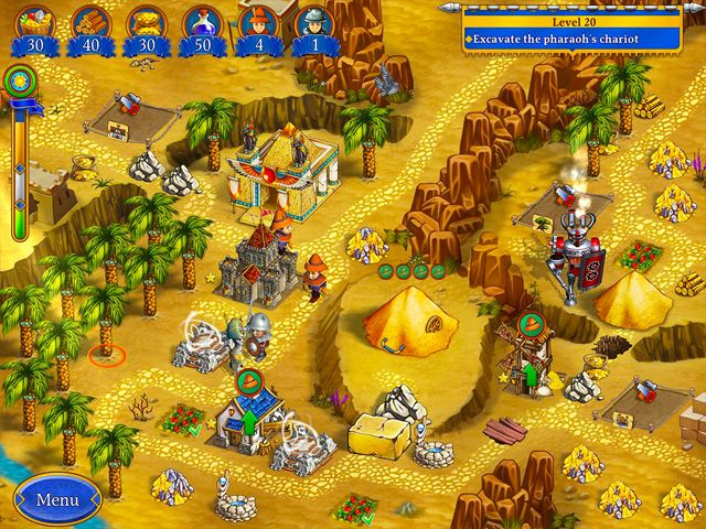 New Yankee in Pharaoh's Court 6 hra