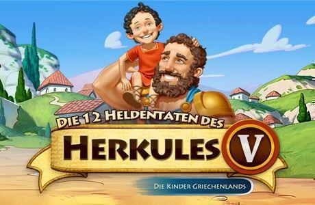 Die 12 Heldentaten des Herkules V: Die Kinder Griechenlands