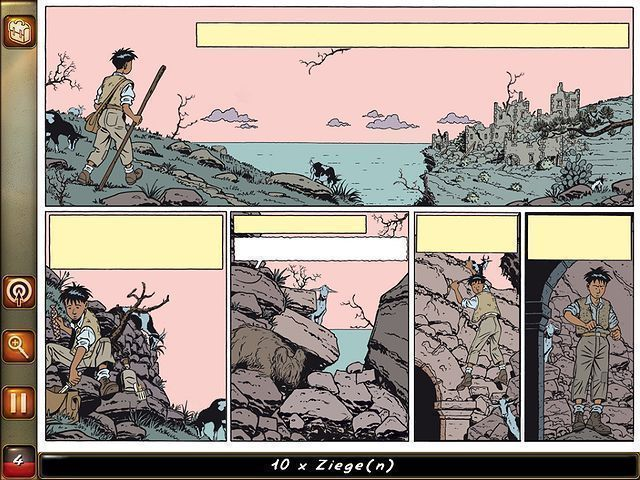 Blake and Mortimer: The Curse of the Thirty Denarii