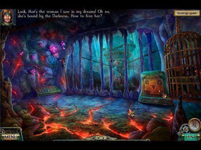 Screenshot  «Darkness and Flame: Fehlende Erinnerungen» № 6