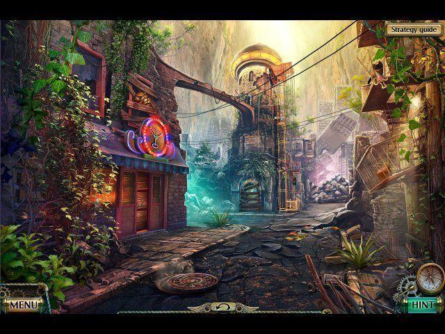 Screenshot  «Darkness and Flame: Fehlende Erinnerungen» № 8