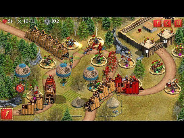 Screenshot  «Defense of Roman Britain» № 5