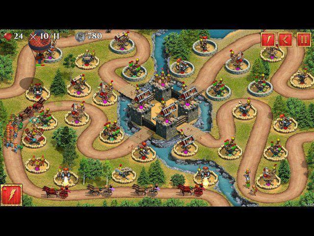 Screenshot  «Defense of Roman Britain» № 7