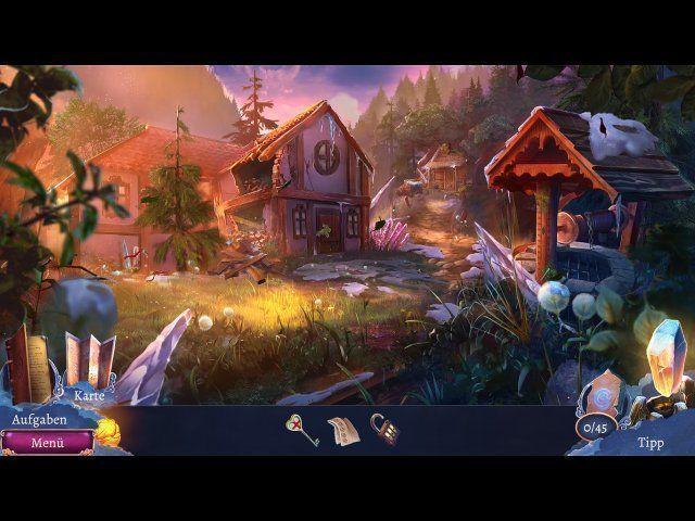 Screenshot  «Eventide 3: Erbe der Legenden» № 1
