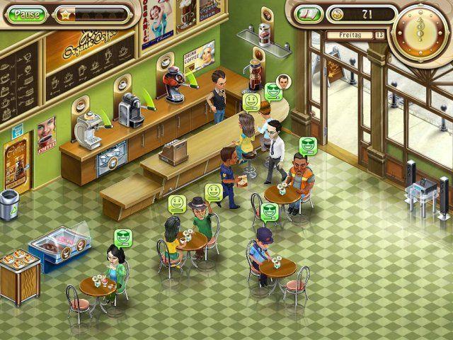Spiele download - Jo\'s großer Traum: Mein eigenes Café
