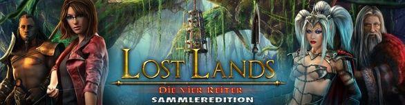 Lost Lands: Die vier Reiter. Sammleredition