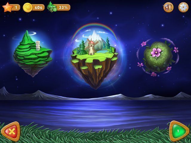 Screenshot  «Mundus: Impossible Universe» № 1