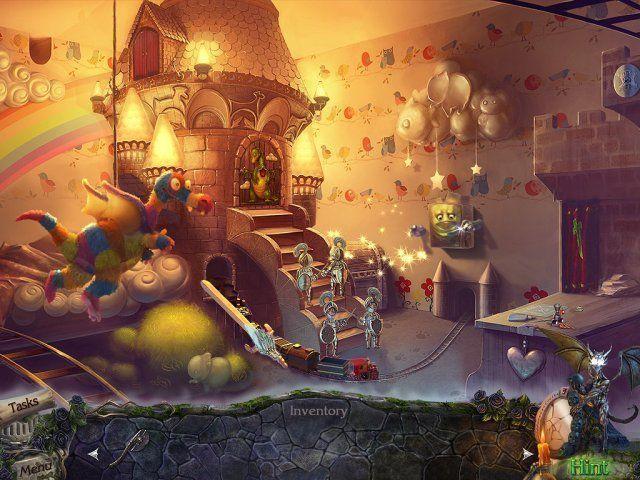 Screenshot  «Mystery Castle: The Mirror's Secret» № 4