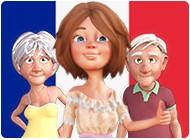 Spiel Travel to France Wimmelbild