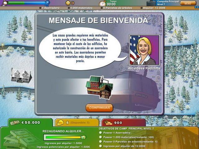 Build-a-lot: On Vacation download free en Español