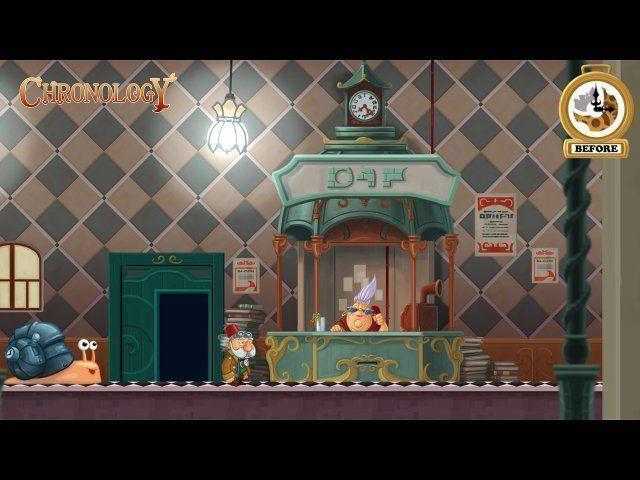 Chronology en Español game