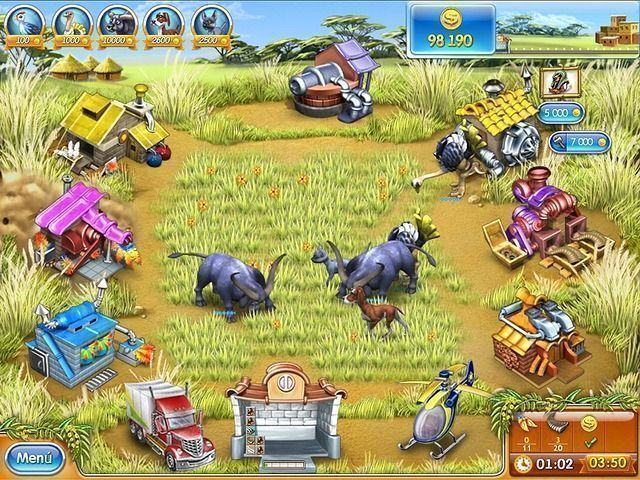 Farm Frenzy 3 download free en Español