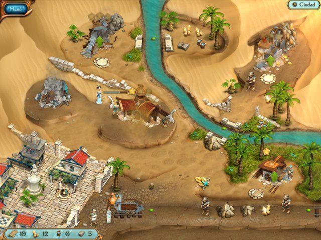 Legends of Atlantis: Exodus en Español game