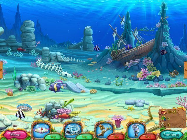 Lost in Reefs 2 en Español game
