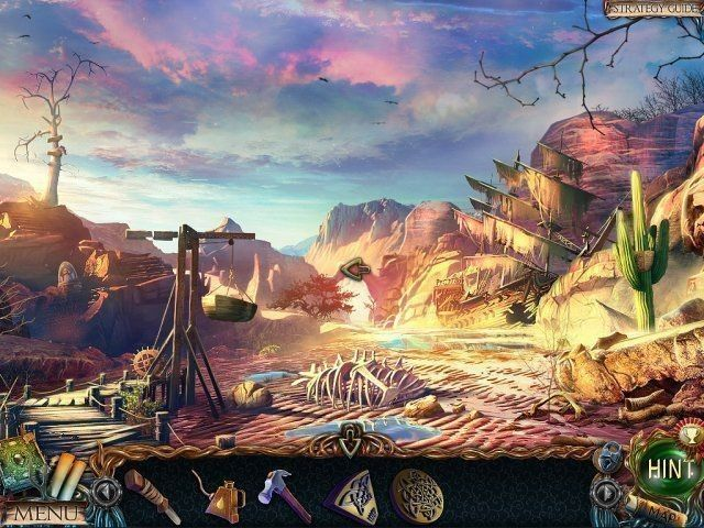 Lost Lands: The Four Horsemen en Español game