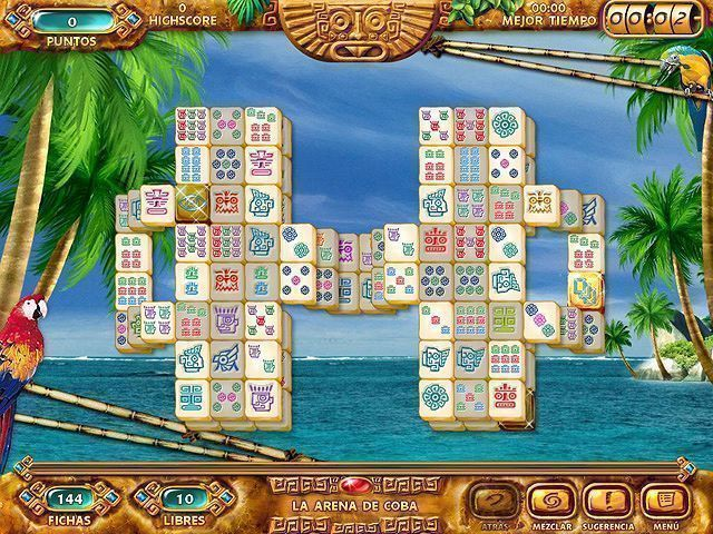 Mahjongg – Ancient Mayas download free en Español