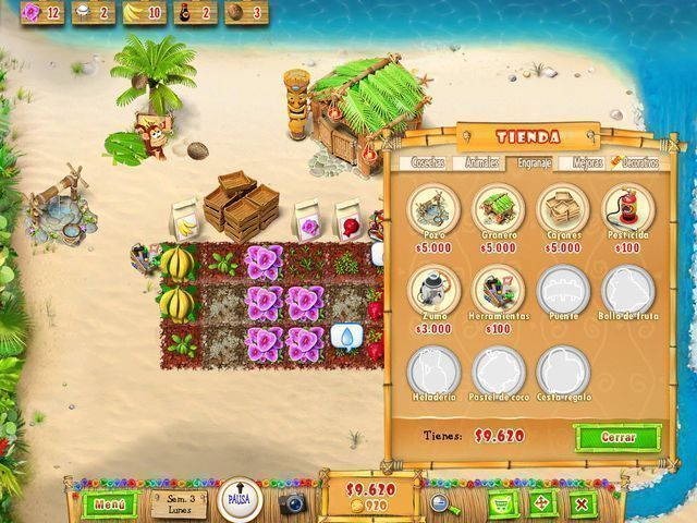 Ranch Rush 2 – Sara's Island Experiment download free en Español
