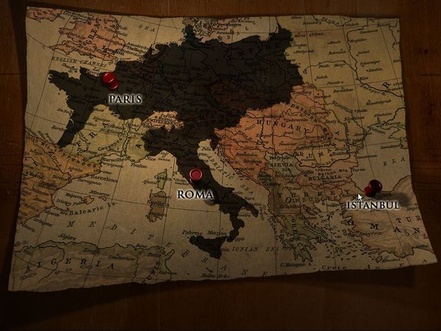 Secrets of the Vatican. The Holy Lance en Español game