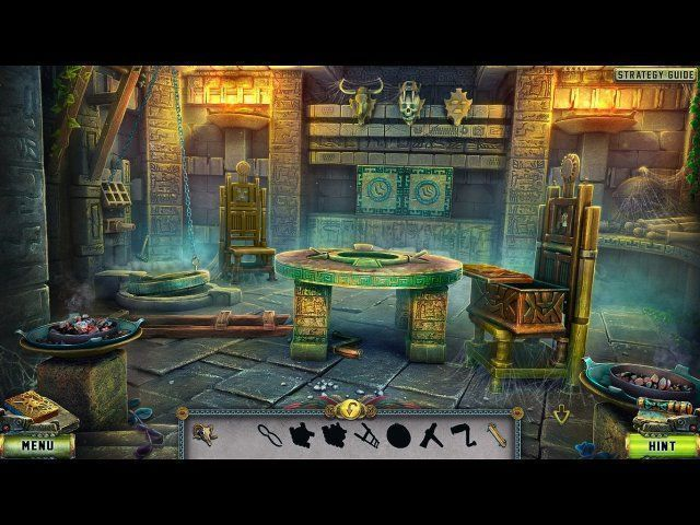 The Legacy: Forgotten Gates. Collector's Edition en Español game