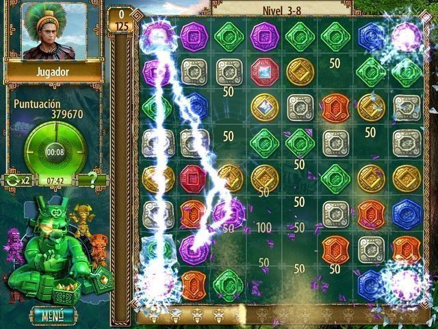 The Treasures Of Montezuma 2 download free en Español