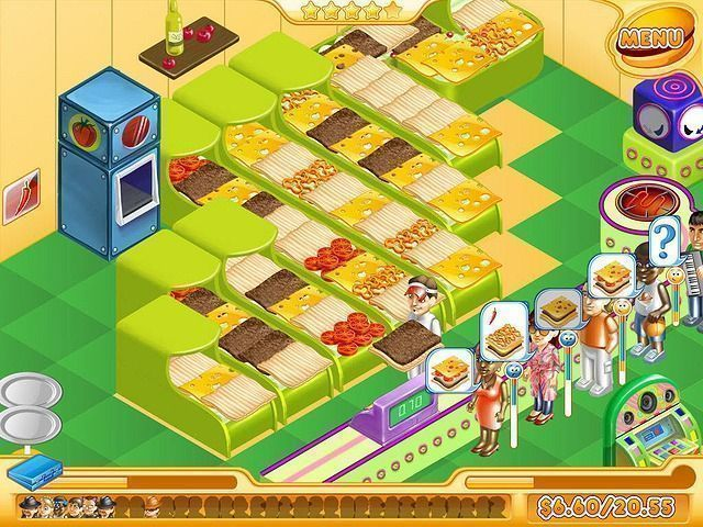 Игра от алавар мастер бургер 3 алавар мини игры играть онлайн скачать.