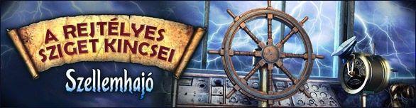 Rejtélyes sziget kincsei: Szellemhajó