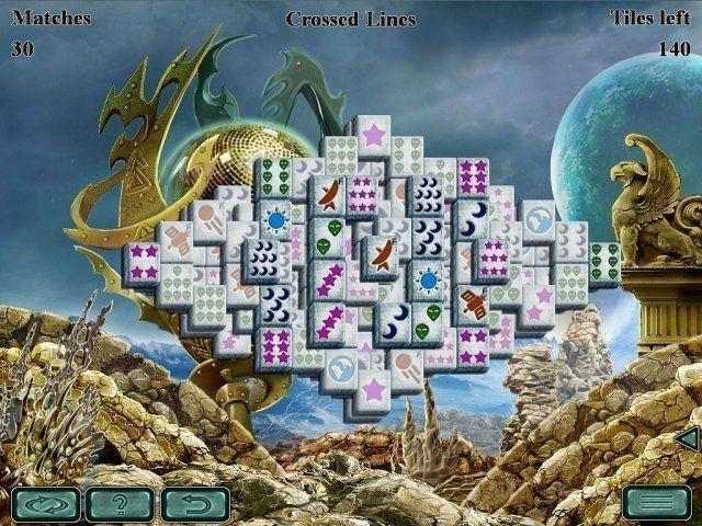 Gioco Space Mahjong download italiano