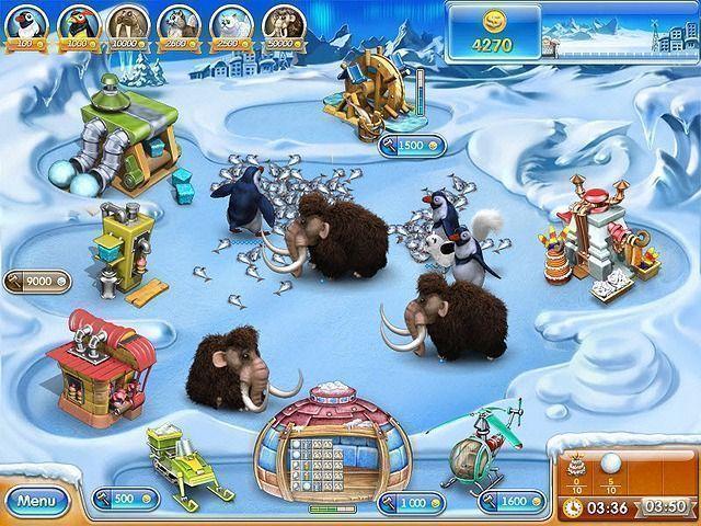 Ключи к игре Веселая ферма 3. Ледниковый период скачать бесплатно.