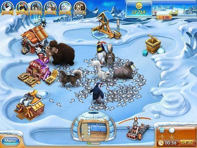 Odlotowa farma 3: Epoka lodowcowa