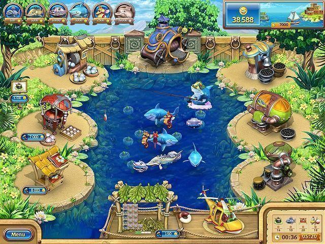 Odlotowa Farma: Na Ryby Gra Bezpłatne