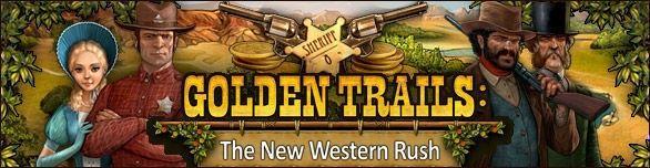 Golden Trails: The New Western Rush - Przygotuj się na emocje!