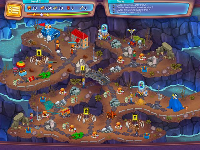 Rescue Team: Evil Genius. Collector's Edition gra
