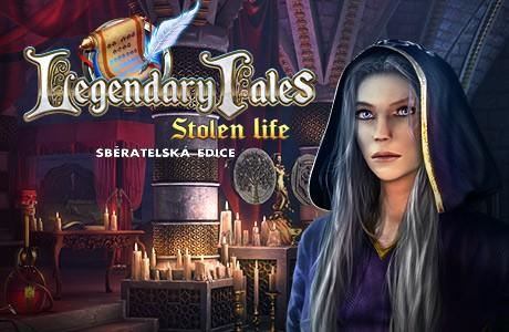 Legendary Tales: Stolen Life. Sběratelská edice