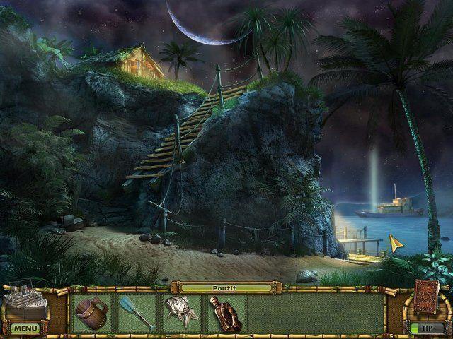 Poklady záhadného ostrova: Loď duchů