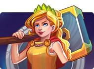 Details über das Spiel Alexis Almighty: Daughter of Hercules. Collector's Edition