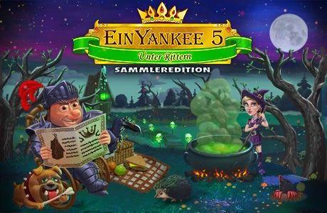 Ein Yankee unter Rittern 5: Am Hof von König Artus. Sammleredition