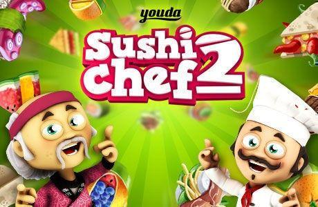 Youda Sushi Chef 2