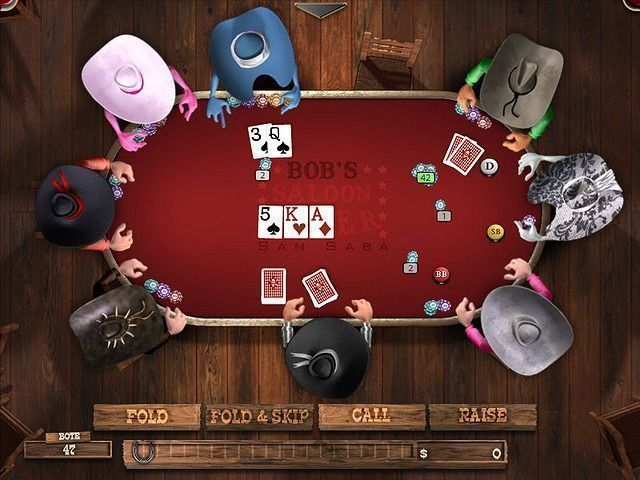 How Texas Hold Em