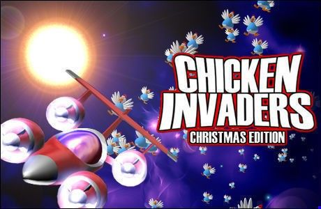 Chicken Invaders: The Next Wave. Christmas Edition