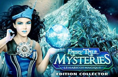 Fairy Tale Mysteries: Le Haricot Magique. Edition collector
