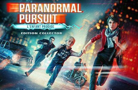 Paranormal Pursuit: L'Enfant Prodige. Edition Collector