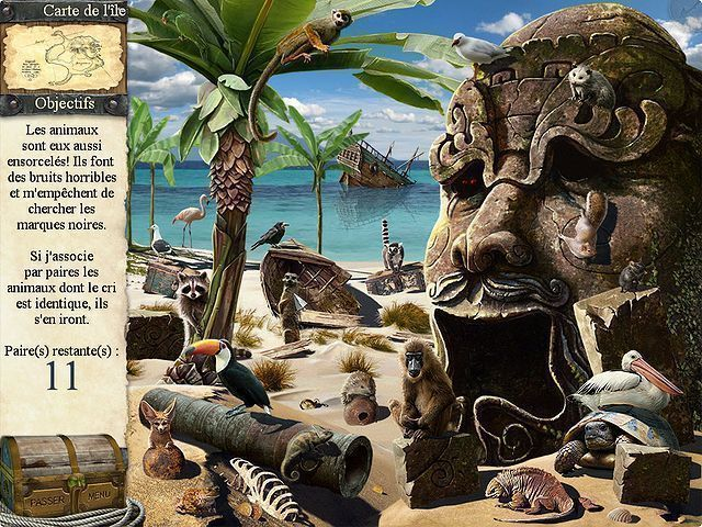 Robinson Crusoé et les Pirates Maudits