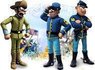 Détails du jeu The Bluecoats: North vs South