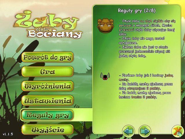 Żaby kontra Bociany